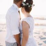 DIY Beach Wedding at Grootvlei by Ronel Kruger