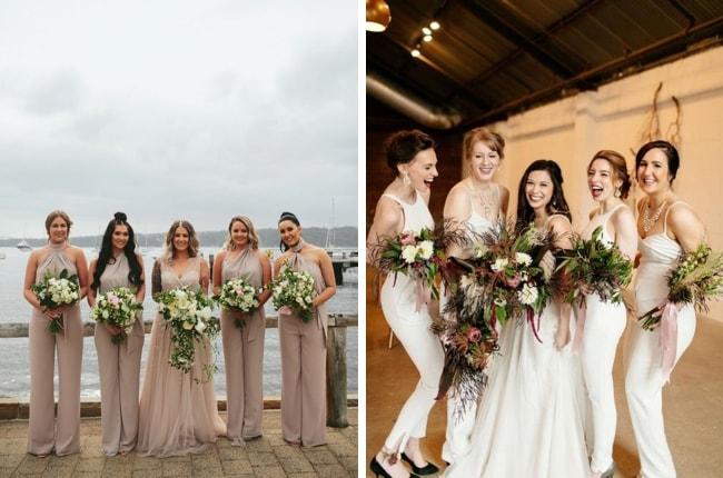 Best Bridesmaid Jumpsuits