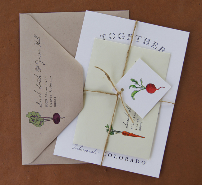 15 Rustic Farmers Market Style Wedding Invitations Southbound Bride