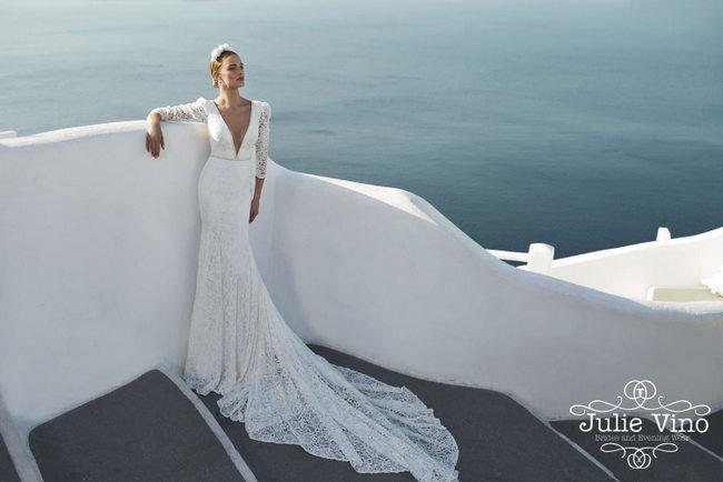 Julie Vino Santorini Collection