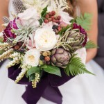 20 More Fruit & Vegetable Wedding Bouquets