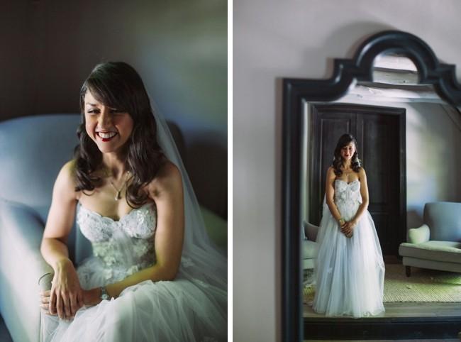 Bridal Portraits at Romantic Molenvliet Wedding