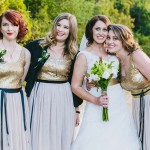 Black, White & Gold Wedding at Emily Moon by Ruan Redelinghuys