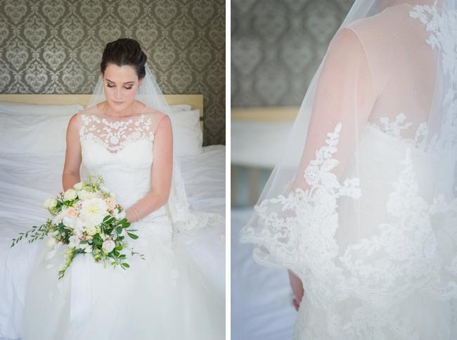 Custom Robyn Roberts Wedding Dress