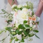 Timeless Blush Wedding at Kleinevalleij by Lauren Kriedemann