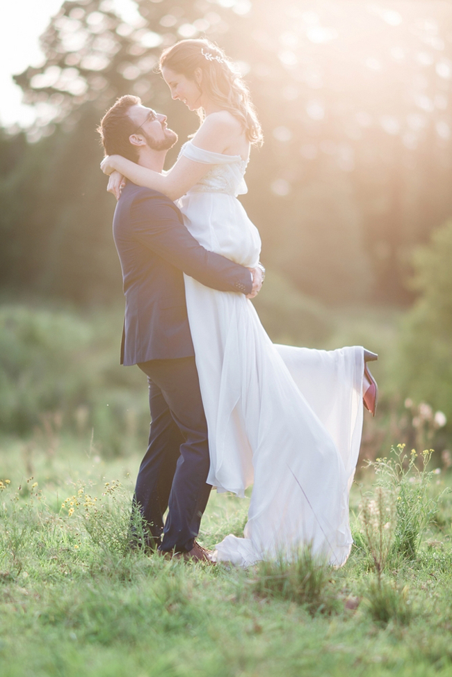 Romantic Berry-tones Wedding by CC Rossler Photography