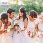 Bougainvillea Pink Wedding at Molenvliet by Moira West