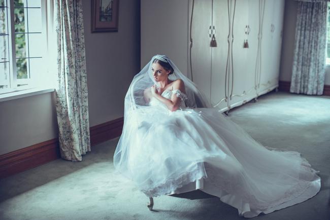 Hanrie Lues Fleur de Ballet Collection | SouthBound Bride