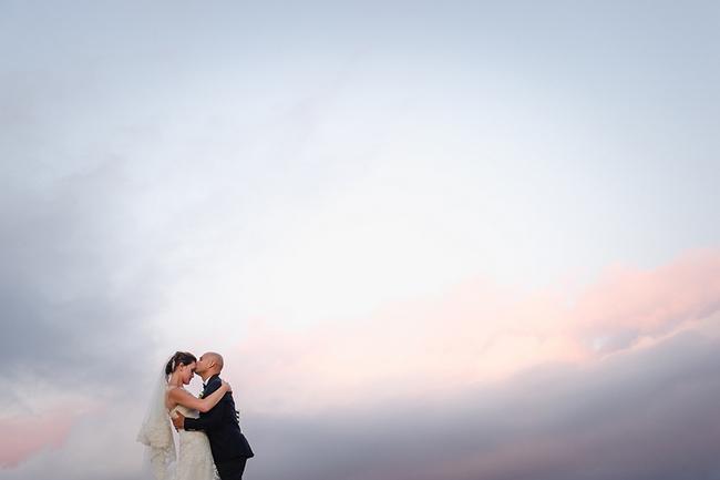 Romantic Bridal Portrait by Lauren Kriedemann Photography