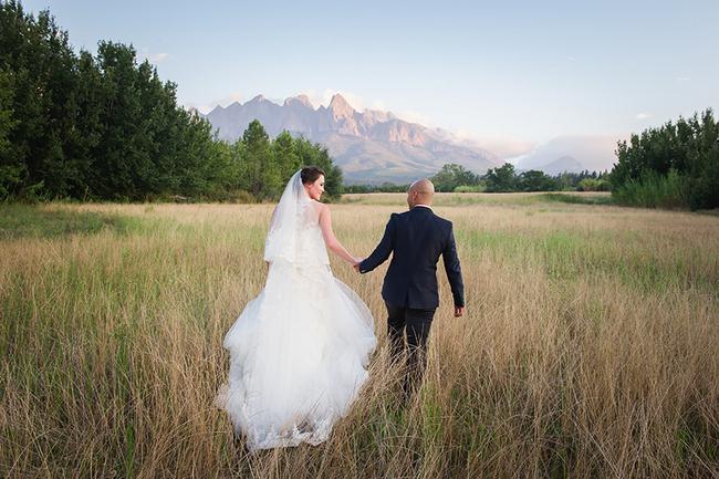 Romantic Blush Wedding by Lauren Kriedemann Photography