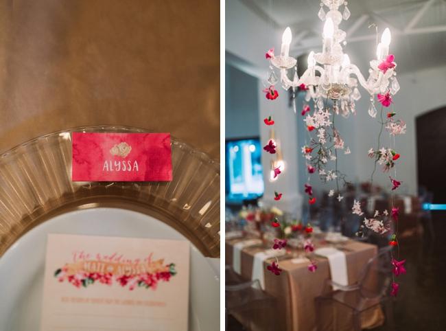 Custom Wedding Stationery by Oh Yay