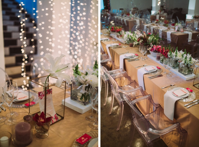 Modern Wedding Decor at Molenvliet