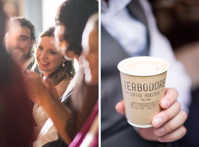 Gourmet Wedding Coffee