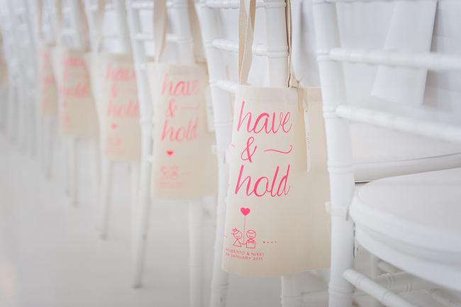 Tote Bag Wedding Gift