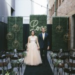 Industrial Chic Ceremony Spaces