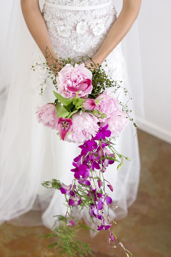 005-L&W Bright & Bold Countryside Wedding by Christine Le Roux