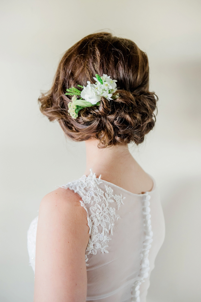 Hairstyles Real Bride 54