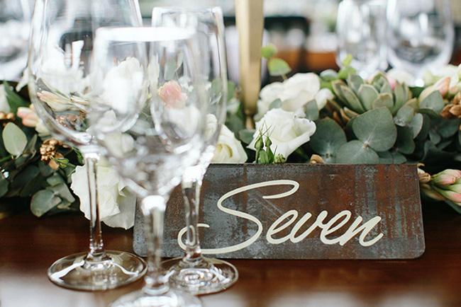Psiu Noiva - Casamento Industrial Chic