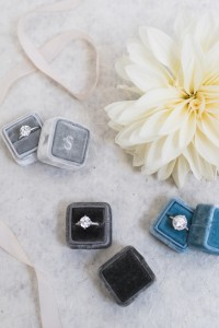 Engagement rings | SouthBound Bride | Credit: Alexis June Weddings