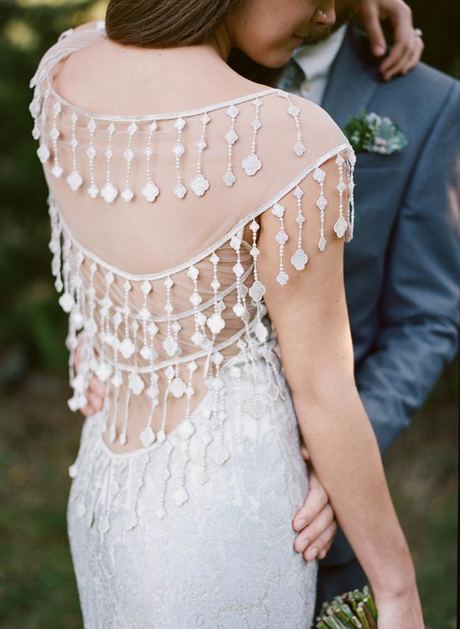 portrait back claire pettibone lace dress