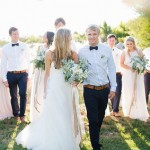 Romantic Preppy Wedding at Olive Rock by Tasha Seccombe