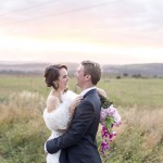 Bright & Bold Countryside Wedding by Christine Le Roux