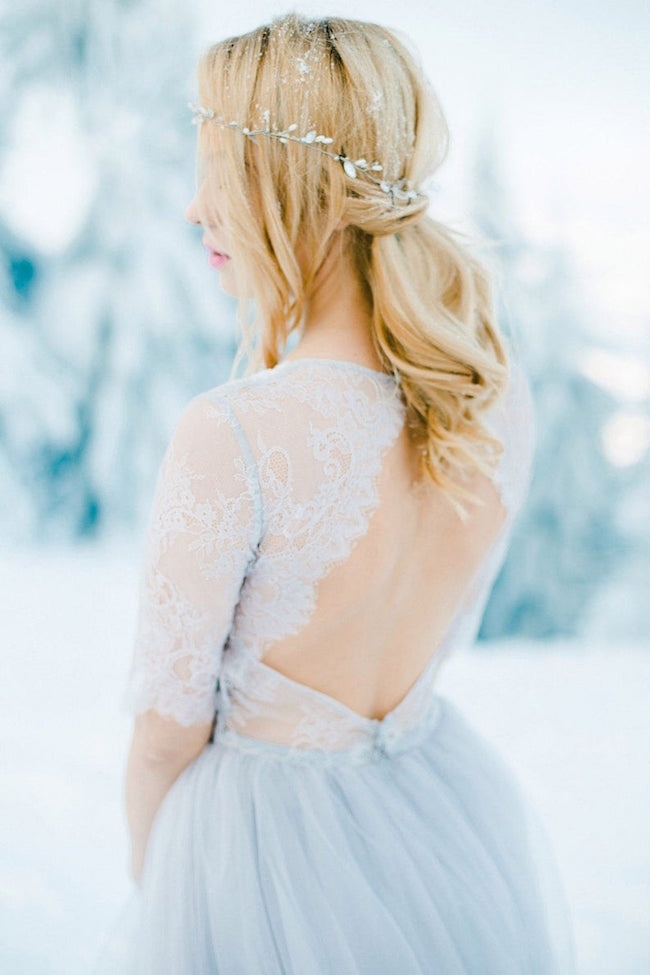Blue Wedding Dresses From Etsy