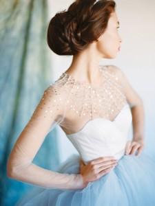 Ursa // Fairy tale wedding gown
