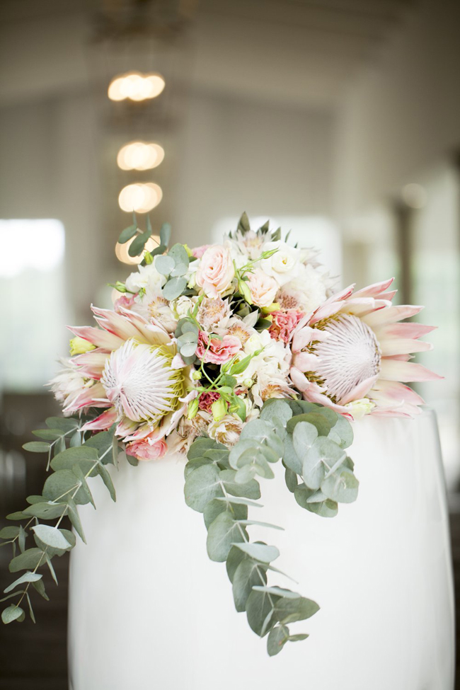 003-A&A Blushing Bride Protea Wedding by AsSweetAsImages