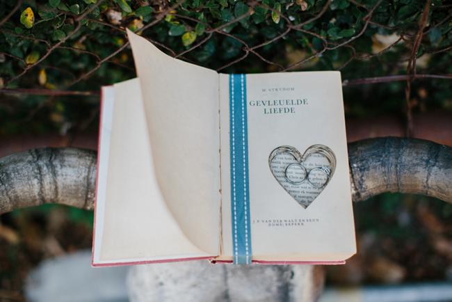 Book Ring Holder   Credit: Carolien & Ben