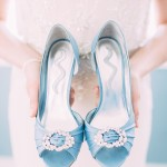 20 Something Blue Ideas for the Modern Bride