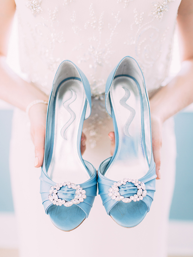 009-20 Something Blue Ideas by SouthBoundBride