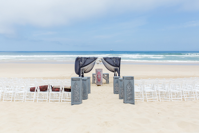 009-Beach Bohemian Wedding by Anina Harmse