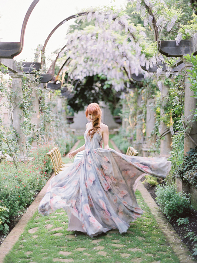 009-Secret Garden Wedding Inspiration by Rensche Mari