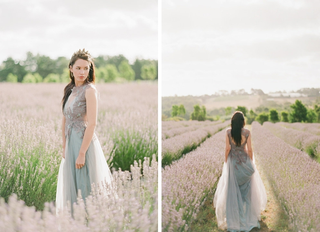 010-Blue Wedding Dresses from Etsy
