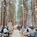 Charming Forest Wedding at Florence Farm by Carolien & Ben