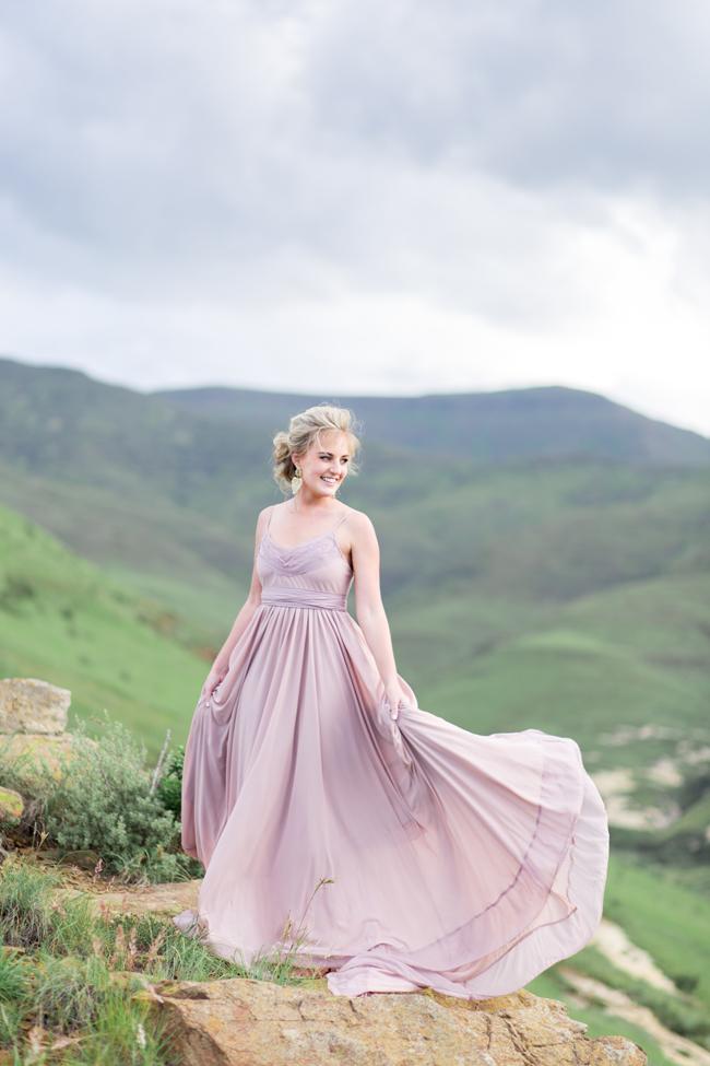 Golden Gate Romance With A Rose Quartz Dress Southbound