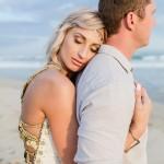 Beach Bohemian Wedding at De Vette Mossel by Anina Harmse