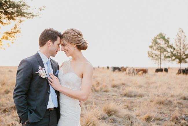 Bride and Groom   Credit: Carolien & Ben