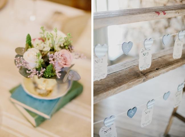 Charming Forest Wedding Decor | Credit: Carolien & Ben (25)