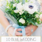 10 Blue Wedding Colour Palettes