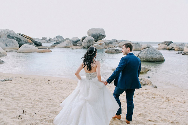 001-M&B Ocean Glitz Wedding by Aglow Photography