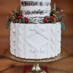 20 Crazy Gorgeous Winter Wedding Cakes