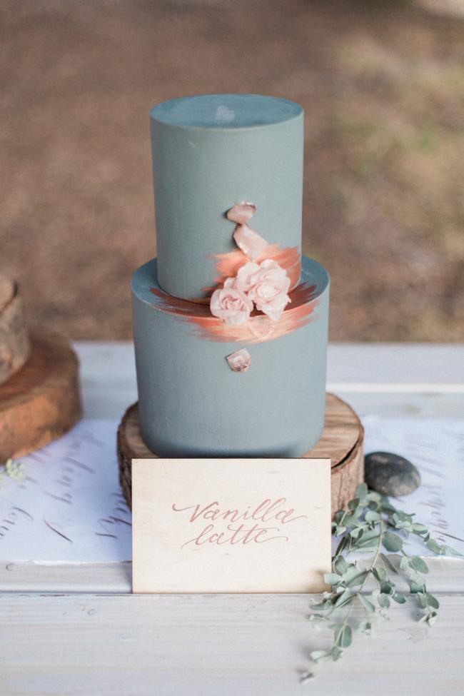 014-Cinnamon Blue Wedding Inspiration by Jenna Joseph