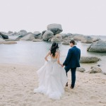Ocean Glitz Wedding at The 12 Apostles Hotel by Aglow Photography