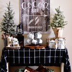 How to: Hot Chocolate Bar