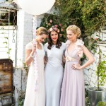 Mismatched Pastel Bridesmaid Dresses Done Right
