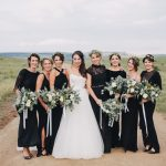 Glamorous Greenery Wedding at Netherwood by Vanilla Photography