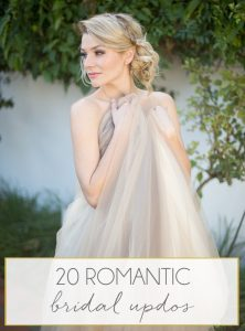 001-Romantic Bridal Updos on SouthBound Bride