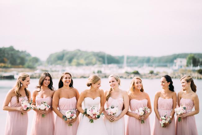 428ee6922a6 007-Pantone Rose Quartz Bridesmaid Dresses on SouthBoundBride ...